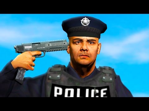 WORLDS BEST COP!? (GTA 5 FUNNY MOMENTS)