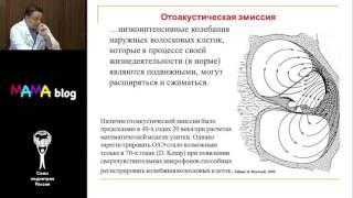 Универсальный аудиологический скрининг  Пашков А В
