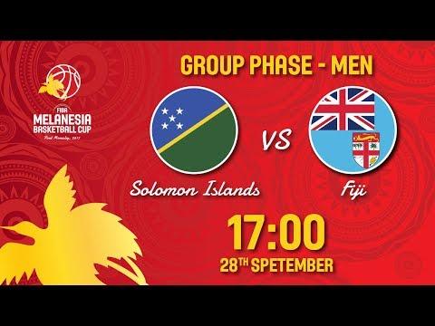 Solomon Islands v Fiji - Full Game