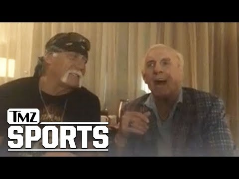 Ric Flair Calls Out Ronda Rousey: Fight My Daughter! | TMZ Sports