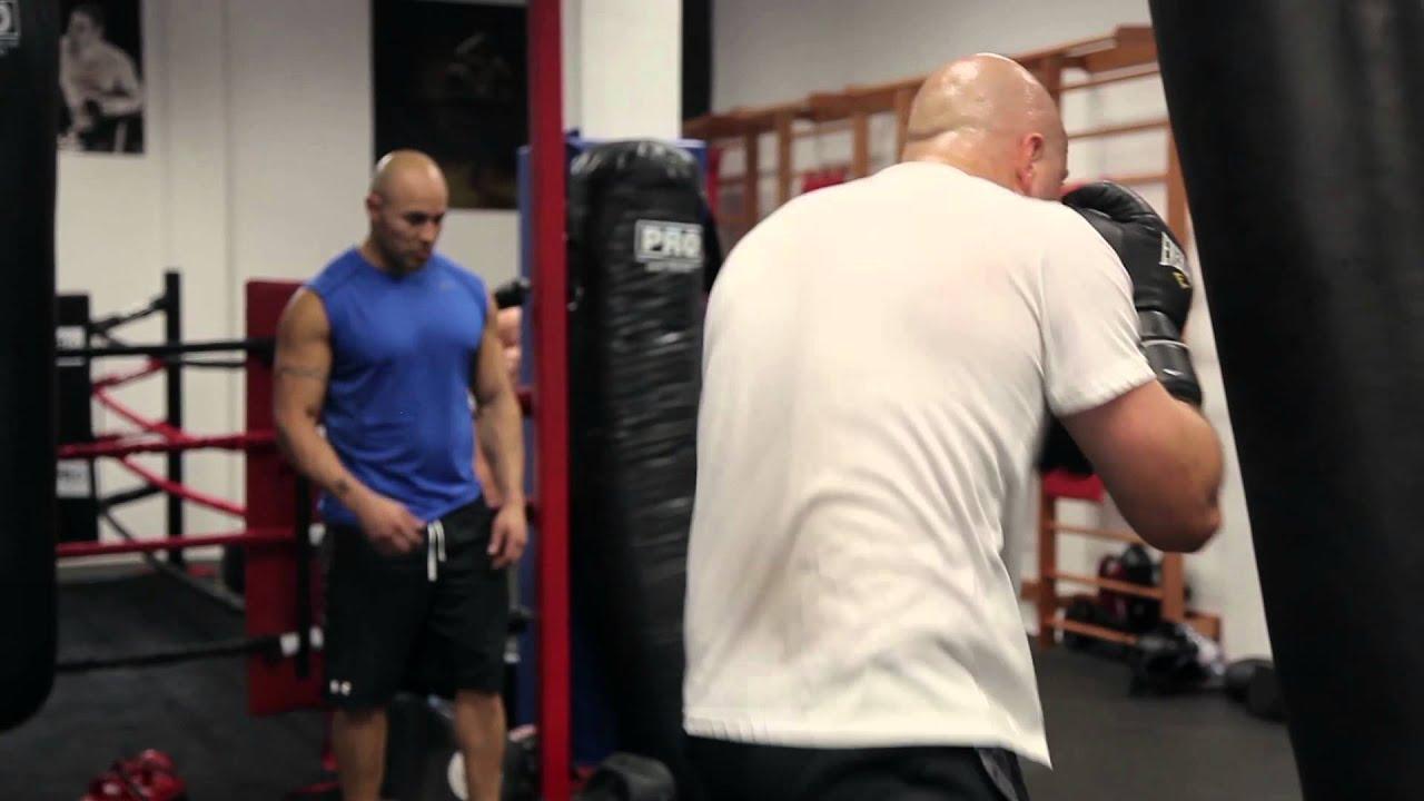 G Force Boxing W Gil Reyes Promo Youtube