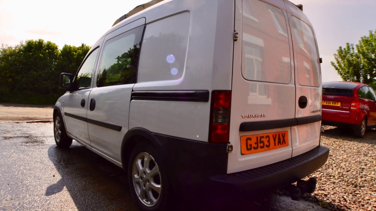 vauxhall opel combo campervan micro camper for sale with mike edge