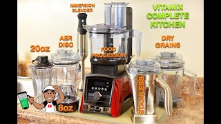 My Vitamix Complete Kitchen. 10 Recipes. All Access!