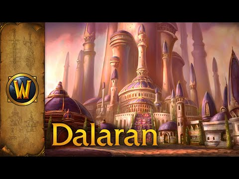 World of Warcraft - Music & Ambience - Dalaran (Northrend)