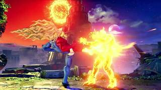 Street Fighter V: Champion Edition – Gill Gameplay Trailer | PS4