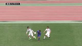 高円宮杯U-18サッカーリーグ2017プレミアリーグ 第1節 阪南大学高校×サ...