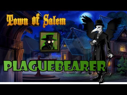 The Plaguebearer Role | Town of Salem Coven Gameplay | Tips and Tricks
