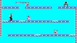 BBC Micro game Impossible Mission