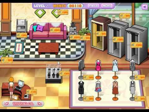 Boutique exclusiva juegos de tiendas youtube for Un boutique