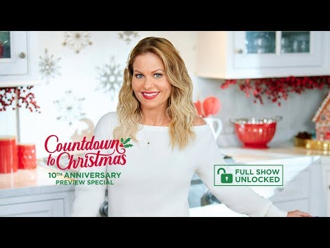 Ellen K - Hallmark Channel Releases Their Countdown To Christmas Programming List!