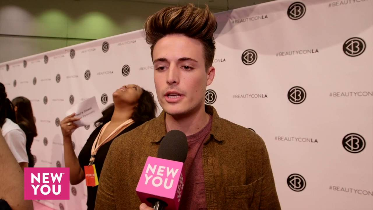 Joseph andrews interview at beautycon la youtube for Farcical humour in joseph andrews