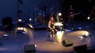 """Steffany Gretzinger  2018 First Live Blackout Performance of """"Sing My Way Back"""" and story"""