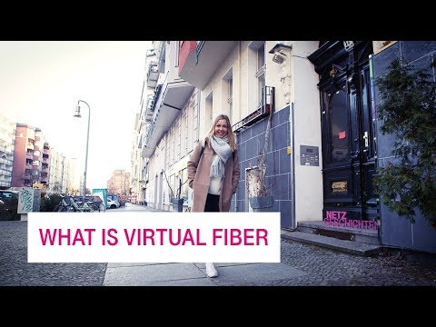 Social Media Post: What is Virtual Fiber? - Netzgeschichten