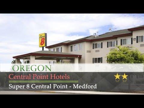 Super 8 Central Point - Medford - Central Point Hotels, Oregon