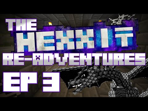 Minecraft: Hexxit Re-Adventures