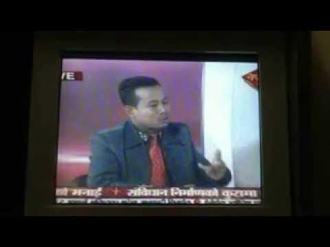Bishop Dr  Narayan Sharma's Live Interview