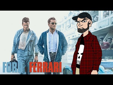 Ford v Ferrari Review - Talkin' Movies - You're Gonna Build A Car To Beat Ferrari With... A Ford