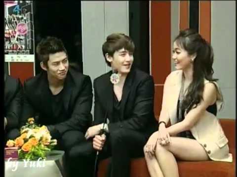 {Engsubbed} Dao Kra Jai 15 Nov 2010 - 2PM interview
