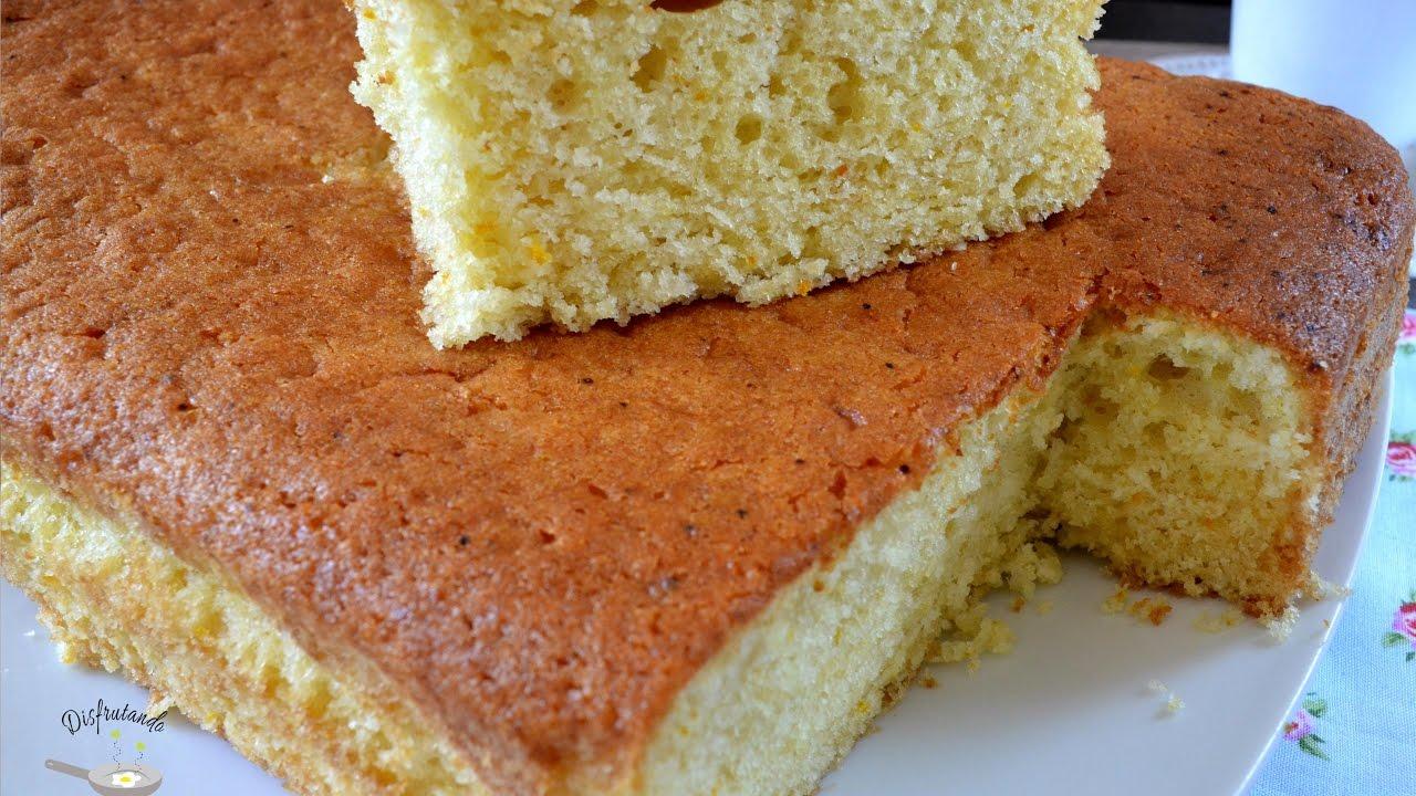 Very Easy Sponge Cake