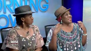 Nollywood stars,Joke Silva & Kate Henshaw speaks on different facets of the film industry