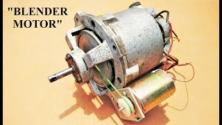 Old Mixer Motor as a 100W Generator || New Idea to Self Excite - PCBWAY