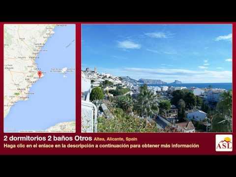 2 dormitorios 2 baños Otros se Vende en Altea, Alicante, Spain