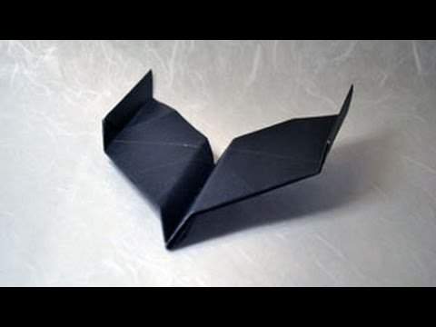 Origami Jet Plane Instructions Fun