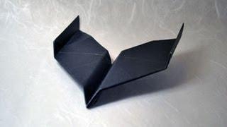 Origami Jet Plane Instructions: Www.origami-fun.com