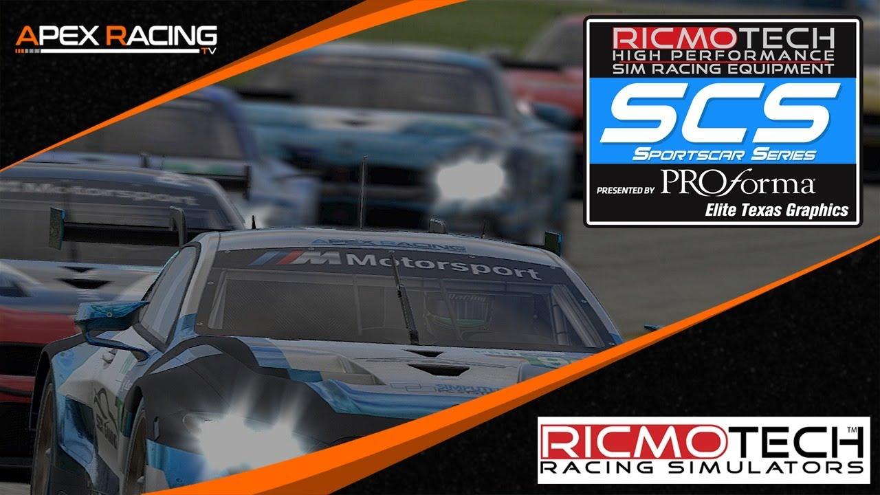 iRacing | Ricmotech Sports Car Series | Round 1 at Sebring