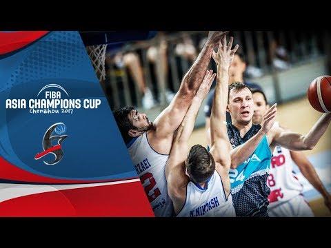 LIVE 🔴 - Petrochimi (IRI) v BC Astana (KAZ) - 3rd Place - FIBA Asia Champions Cup 2017