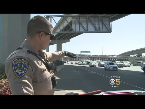 CHP on Lookout for Distracted Drivers