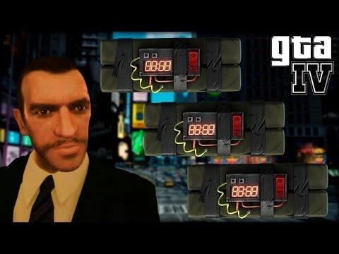 GTA IV Mod - Bomba C4 do GTA V | C4 GTA V Style Bomb Mod (Sticky Bomb)