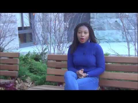 Université d'Ottawa - « Une Opportunité en Or » Aicha Traoré