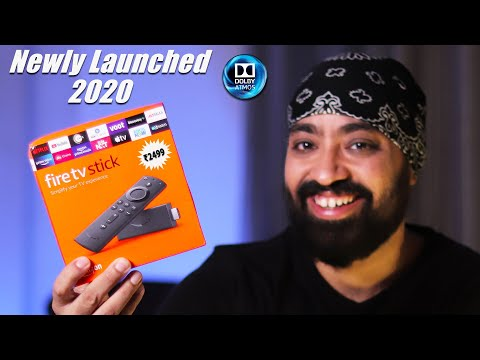 Amazon Fire TV Stick 3rd Gen with Dolby Atmos (Newly launched 2020 Variant) - REVIEW