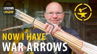 Lockdown Longbow - Now I have WAR ARROWS!