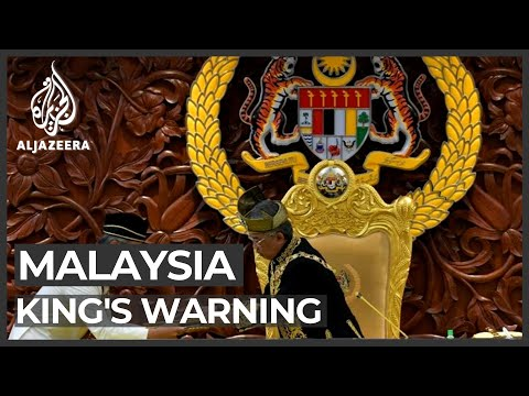 King upholds Muhyiddin as Malaysia PM in brief Parliament si