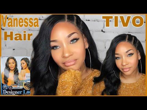REALISTIC SIDE BRAIDED WIG| VANESSA HAIR TJ3 TIVO WIG REVIEW