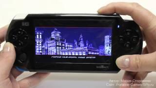 dVTech Sovereign 400 - обзор игровой приставки