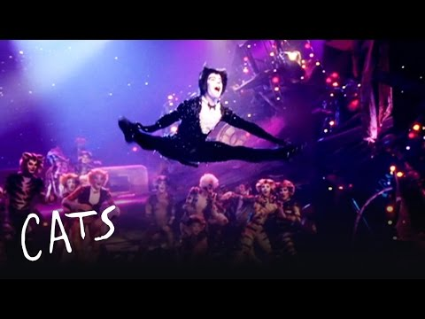 Mr Mistoffelees Part 2 | Cats the Musical