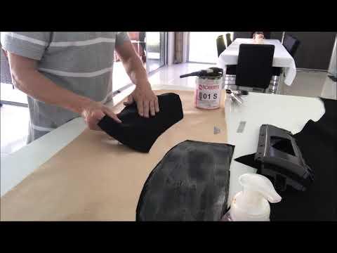 WRX 08-14 Suede (alcantara) Wrap Dash Parts Upholstery