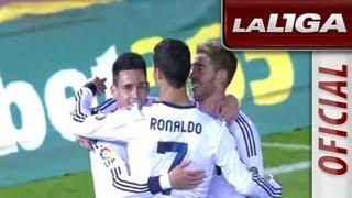 La Liga | RCD Mallorca - Real Madrid (0-5) | 28-10-2012 | J9 | Resumen