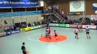 02-04-2016 Blauw-Wit (A) 1 - TOP/Quoratio 1 (doelpunten)