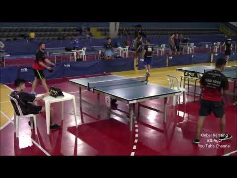 Ranking S J Pinhais  Final 1ª divisão    Leonardo Girardi     vs   Kevin Lino Oira