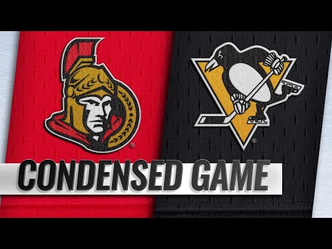 02/01/19 Condensed Game: Senators @ Penguins
