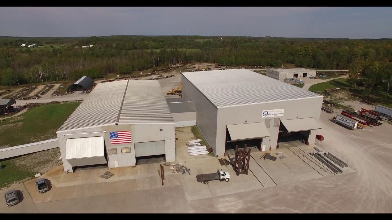 Moran Iron Works Facility Onaway Michigan
