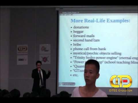 CITEC - The Hacker Secret 2011 [Part 7]