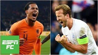 England vs. Netherlands set to be massive semifinal | UEFA Nations League