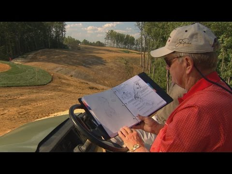 Jack Nicklaus on his design philosophy of his course in South Korea