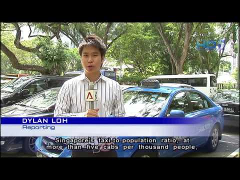 LTA sets new minimum standards for taxis - 23Nov2012