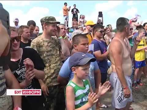2016-06-28 г. Брест. Джип-фест на Брестчине.  Новости на Буг-ТВ.